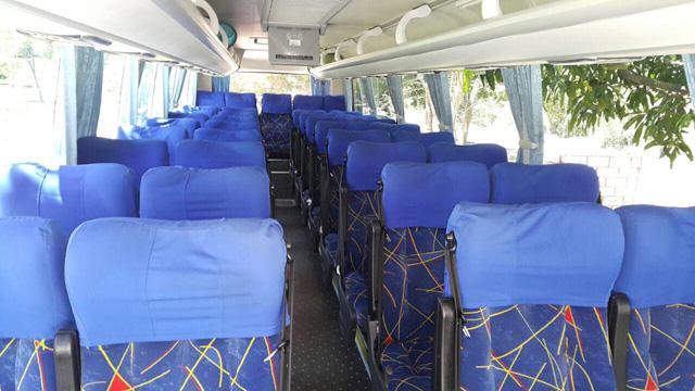 King Long Seats